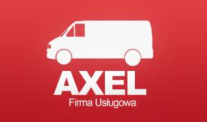 Logo Axel Firma Usługowa Piotr Puzio